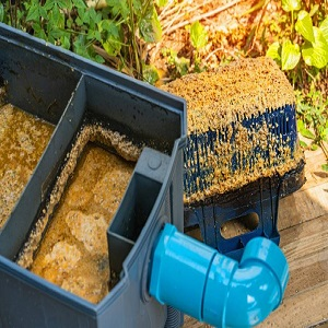 water grease trap
